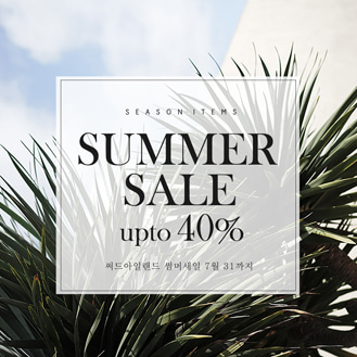 SUMMER SALE UPTO 40%